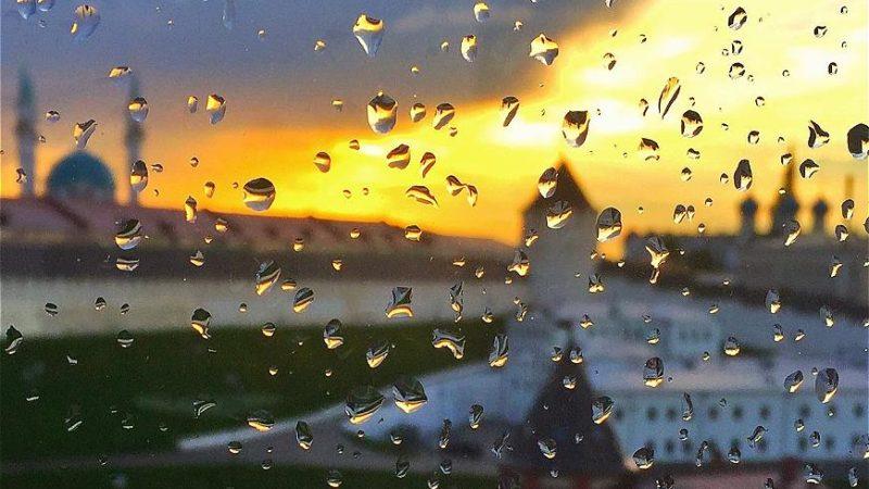 В Татарстане снова дожди