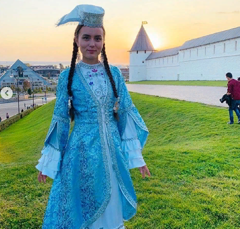 Победительница «Татар кызы-2019»
