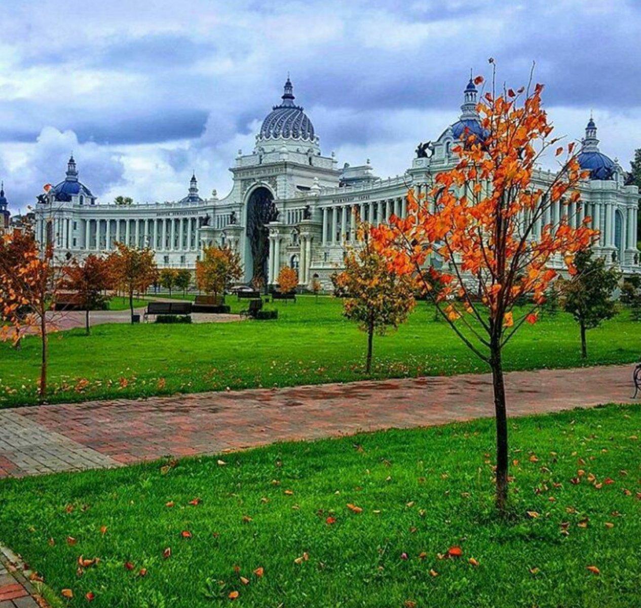 Холодно?! В Татарстане ожидается потепление до +19