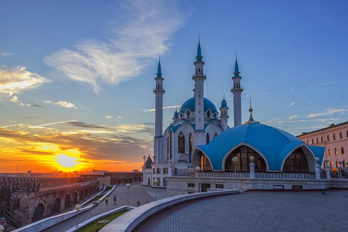 Весёлые выходные в Казани, 7 – 8 сентября