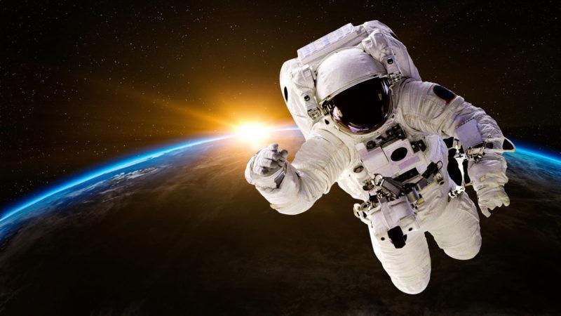 космонавт, мкс, эссен продакшн