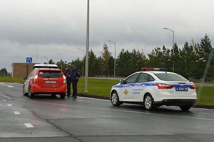 """В Татарстане задержали беспилотное такси """"Яндекс"""""""