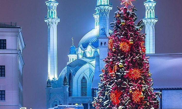 Новогодняя афиша Казани 2020