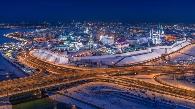 3.2. тысячи гектаров земли в Казани выделят для «зелёного пояса».