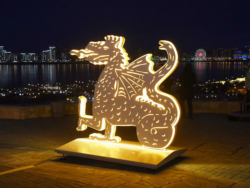 Новогодняя Казань 2020