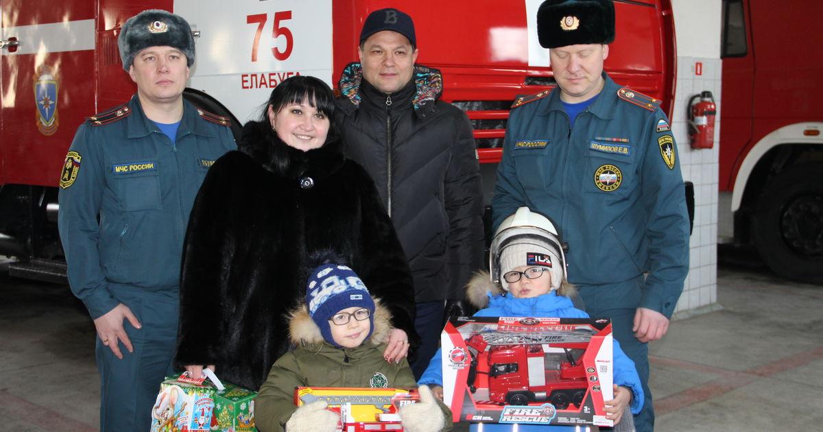 Рустем Миннеханов продолжает исполнять детские мечты