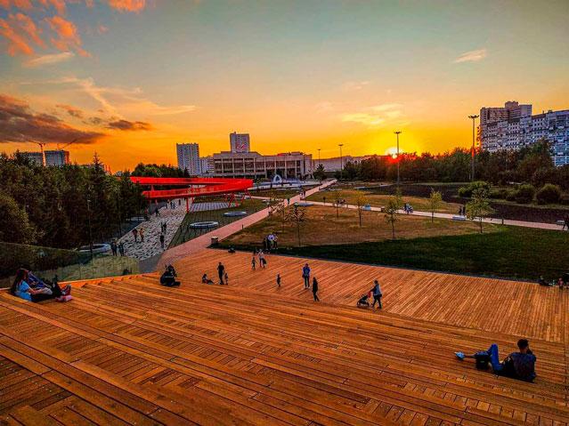 Общественные пространства Татарстана в рейтинге самых лучших  в стране