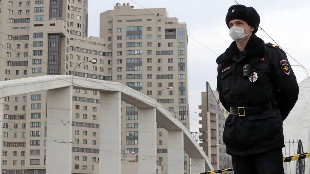 В Москве объявлен домашний карантин для всех