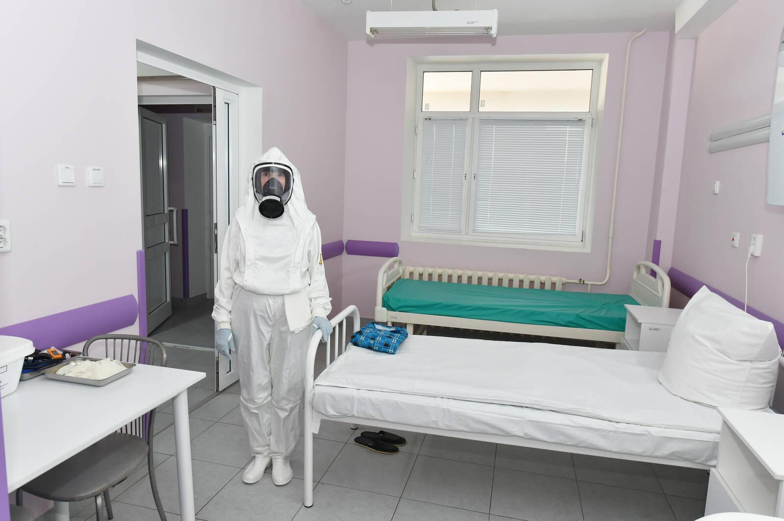 В Татарстане зафиксированы новые случаи заражения коронавирусом