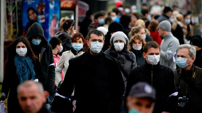 Медицинские маски не защитят от коронавируса?