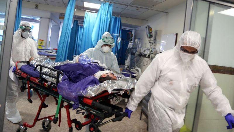 За сутки в России скончались 7 человек с диагнозом коронавирус