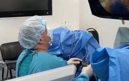 В РТ провели операцию столетнему пациенту