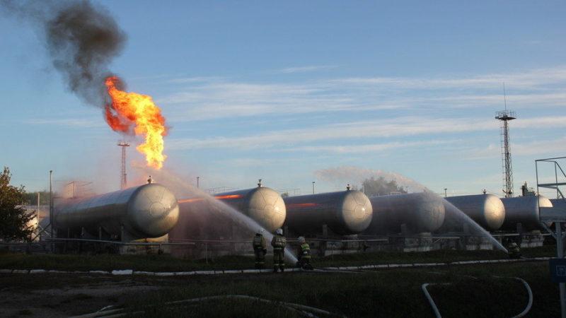 В Казани произошел страшный взрыв, есть пострадавшие