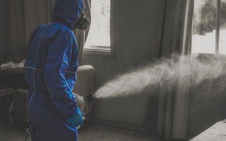 В Казани выделят деньги из бюджета на дезинфекцию от коронавируса