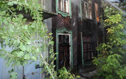 Казань: в заброшенном доме найден труп