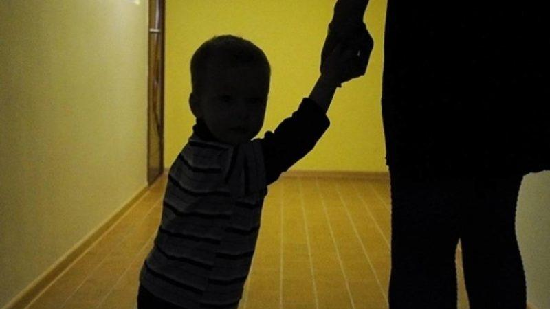 В Уфе найден мальчик-маугли